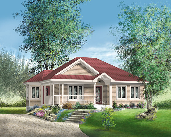 Plan image used when printing