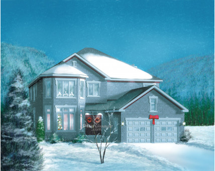 Two-storey house - 06157