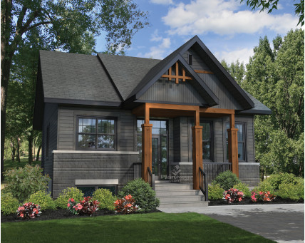 Bungalows - New models - 11216