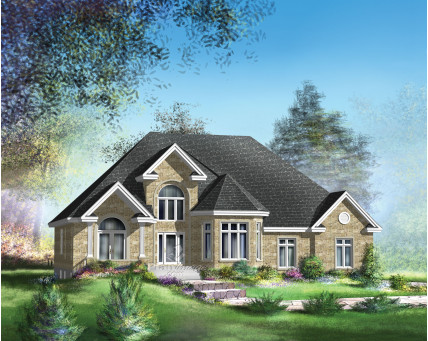 Two-storey house - 20223