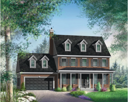 Two-storey house - 20225