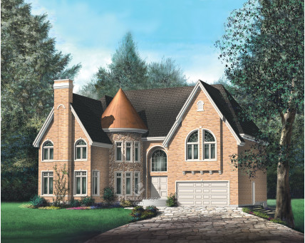 Two-storey house - 20231