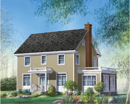 Two-storey house - 20234