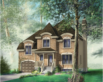 Two-storey house - 20235