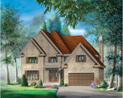 Two-storey house - 20236