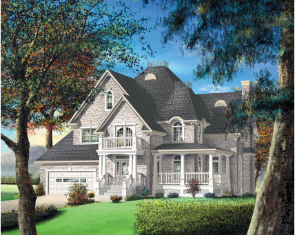 Two-storey house - 20250