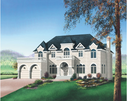 Two-storey house - 20340