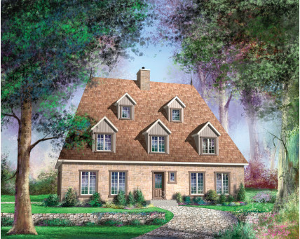 Two-storey house - 20367