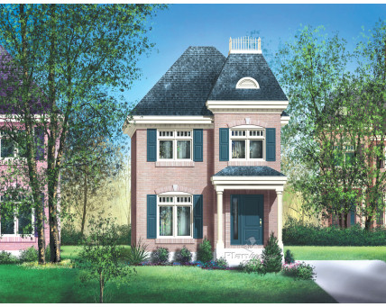 Two-storey house - 20380