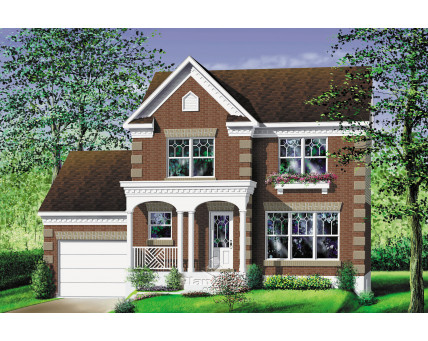 Two-storey house - 20388