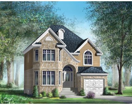 Two-storey house - 20474