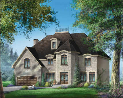 Two-storey house - 20565
