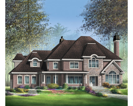 Two-storey house - 20583