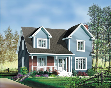 Two-storey house - 20638