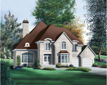 Two-storey house - 20731