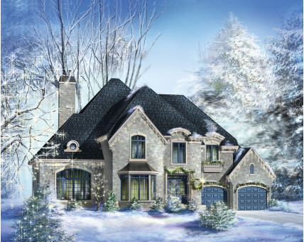 Two-storey house - 20733
