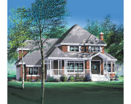 Two-storey house - 20739