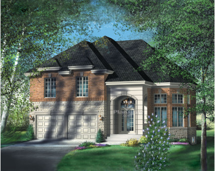 Two-storey house - 20771