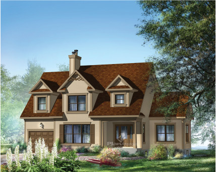 Two-storey house - 20794