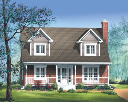 Two-storey house - 20840