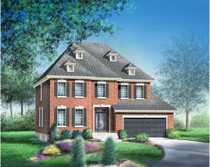 Two-storey house - 20851