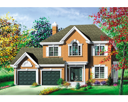 Two-storey house - 20858