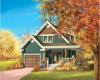 Two-storey house - 20927
