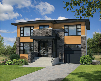 Two-storey house - 21234