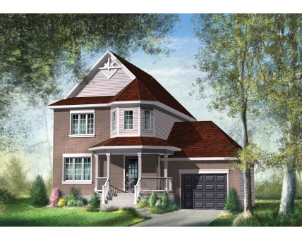 Two-storey house - 21239