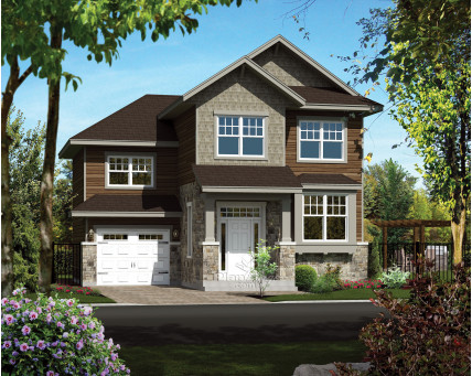 Two-storey house - 21252