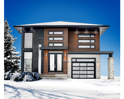 Two-storey house - 21344