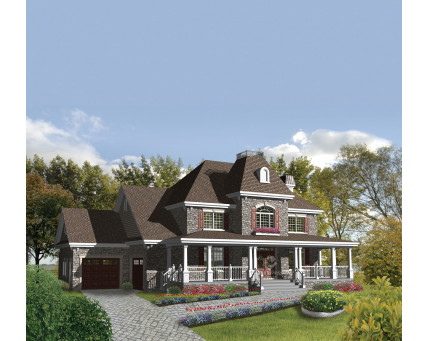 Two-storey house - 21370