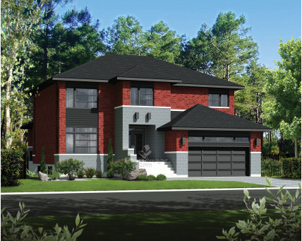 Two-storey house - 21372