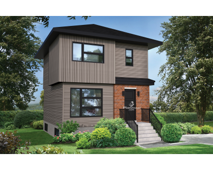Two-storey house - 21435