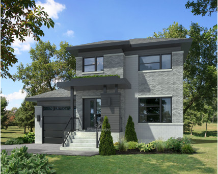 Two-storey house - 21554