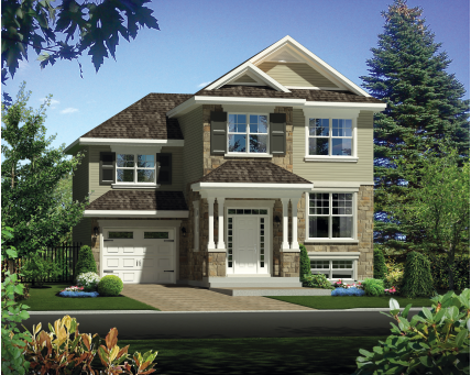 Two-storey house - 21572