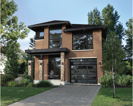 Two-storey house - 22340