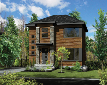 Two-storey house - 24731