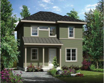 Two-storey house - 25421