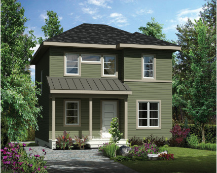 Two-storey house - 25431