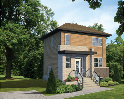 Two-storey house - 26304