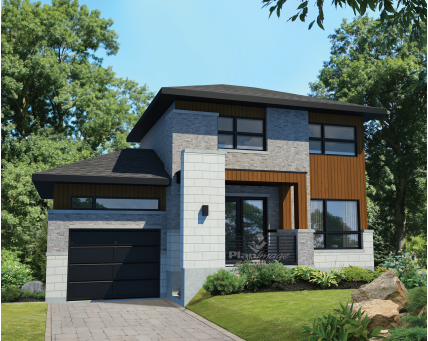 Two-storey house - 27214