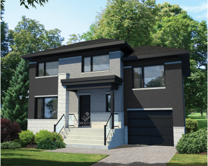 Two-storey house - 28104