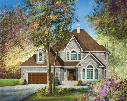 Two-storey house - 71828
