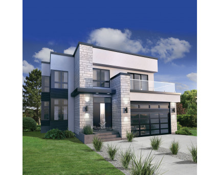 Two-storey house - 81004