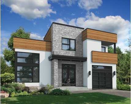 Two-storey house - 81674