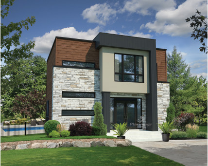 Two-storey house - 81726