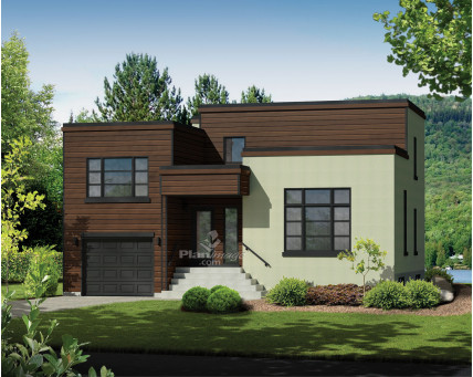 Two-storey house - 82003