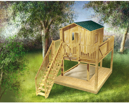 Play structures - BT-2002