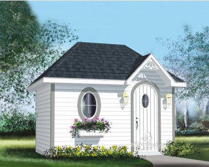 Shed - R-15A